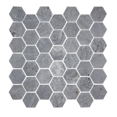 Мозаика из талькомагнезита Tulikivi Hexagon TK-243, 1 м2